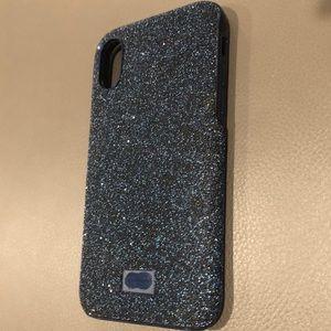 Swarovski phone case, used